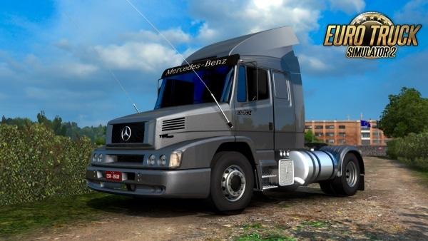 Caminhão Mercedes Benz LS 1634 Para ETS2 1.38.X