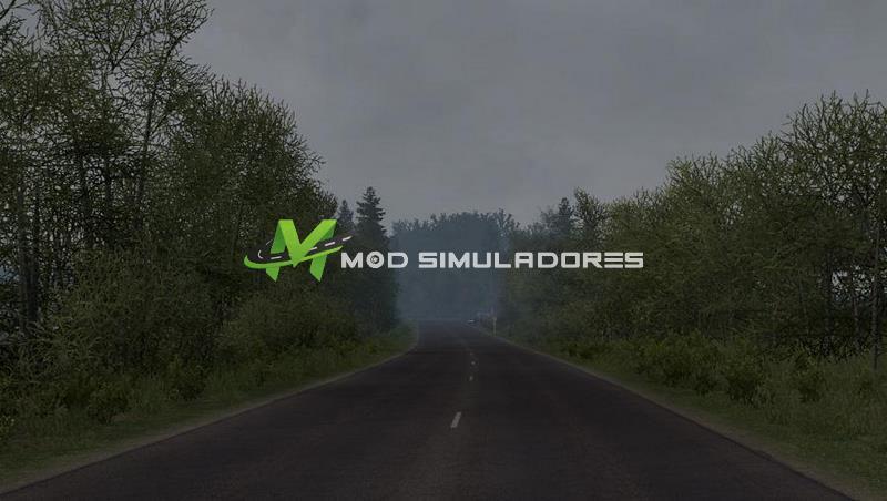 Mod Tempo Final de Outono V.3.8 Para V.1.39.X - ETS2