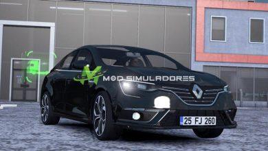 Carro Renault Megane IV Para V.1.39.X - ETS2