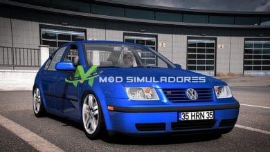 Carro Volkswagen Bora Para V.1.39.X - ETS2