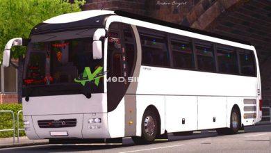 Ônibus Man Fortuna Para V.1.39.X - ETS2