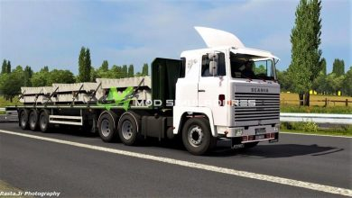 Som Scania 1 Series 140-141 V4.0 Para V.1.39.X - ETS2
