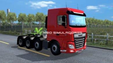 Caminhão DAF Para V.1.39.X - ETS2
