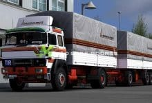 Caminhão Magirus-Deutz V.2.0 Para V.1.39.X - ETS2