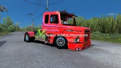 Caminhão Scania 112H Para V.1.39.X - ETS2