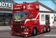 Caminhão Scania R 500 Para V.1.39.X - ETS2