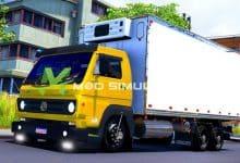Caminhão Volkswagen Delivery 8-160 Para V.1.39.X - ETS2