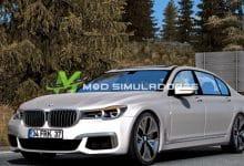 Carro BMW 760 Para V.1.39.X - ETS2