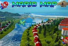 Mapa Mario V.12.8 Para V.1.39.X - ETS2