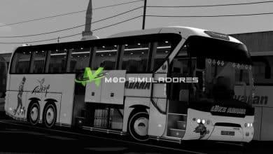 Ônibus Neoplan Tourliner 2011 Para V.1.39.X - ETS2