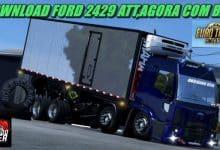 Caminhão Ford Cargo 2429 Para V.1.40.X - ETS2