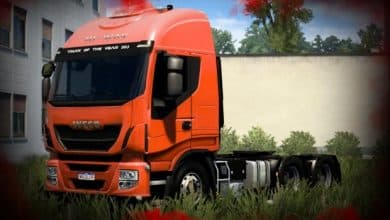 Caminhão Iveco Hi-Way BR Edit Para V.1.40.X - ETS2