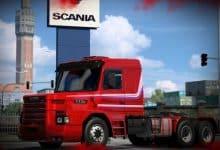 Caminhão Scania 113H Para V.1.40.X - ETS2