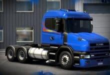 Caminhão Scania 124G 380 Para V1.40.X - ETS2