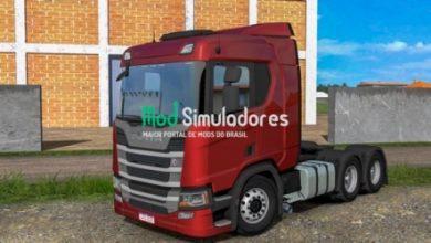 Caminhão Scania Next Gen Para V.1.39.X - ETS2