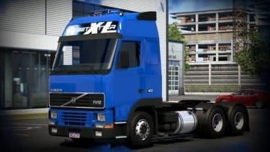 Volvo FH 12 420 Para V.1.40.X - ETS2