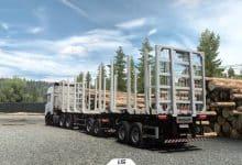Reboque Bitrem Florestal Para V.1.40.X - ETS2
