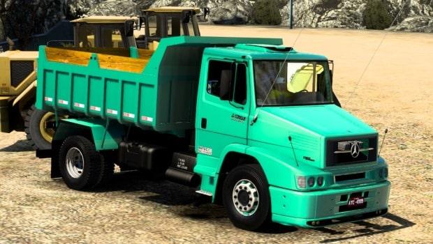 Caminhão Mercedes Benz 1620 Para V.1.40.X - ETS2-1
