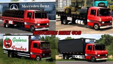 Caminhão Mercedes Benz 608 Para V.1.40.X - ETS2