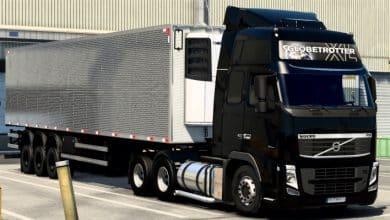 Caminhão Volvo FH420 Para V.1.41.X - ETS2