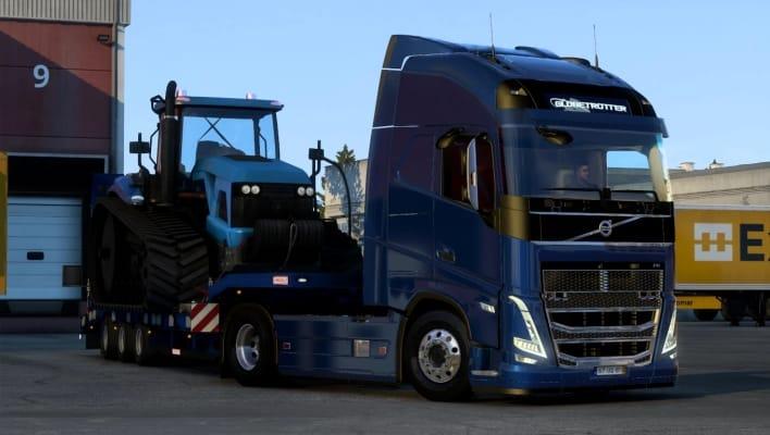 Caminhão Volvo FH5 trial v1.0 Para V1.40.X - ETS2