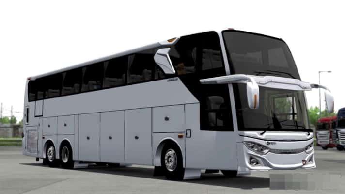 Ônibus Jetbus 3 UHD Para V.1.40.X - ETS2