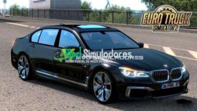 BMW 760LI Xdrive Para 1.39.X - ETS2