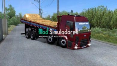Caminhão Ford Cargo 2429 Para V.1.39.X - ETS2
