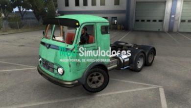 Caminhão Mercedes Benz LP 331 Para V.1.39.X - ETS2