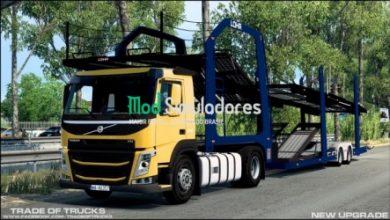 Caminhão Volvo FM Para V.1.40.X - ETS2