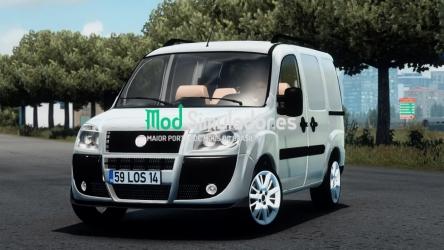 Fiat Doblo D2 v1.7 (1.41) ETS2