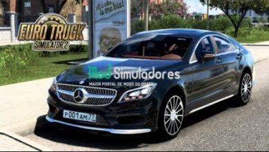 Mercedes Benz C218 CLS-Class v2.1(1.41) ETS2