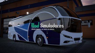 Ônibus Neoplan Cityliner 2021 e Interior v1.0 (1.42) ETS2
