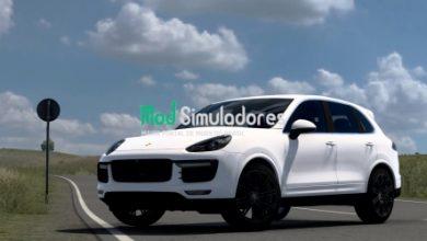 Porsche Cayenne Turbo S 2016 v5.2 (1.41) ETS2