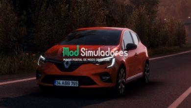 Renault Clio V (1.41) ETS2