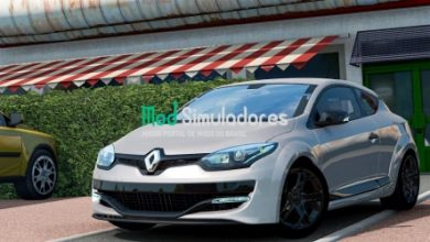 Renault Megane III RS e Interior v1.7 (1.41) ETS2